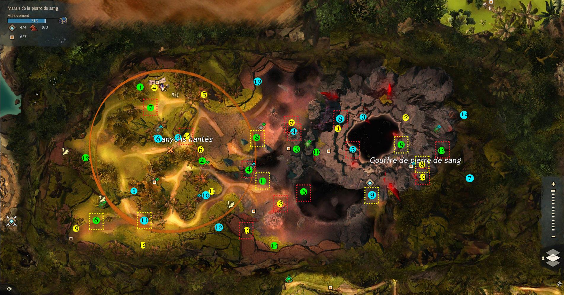 Carte 8